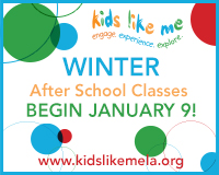 Now Enrolling for Winter 2017 After School Program