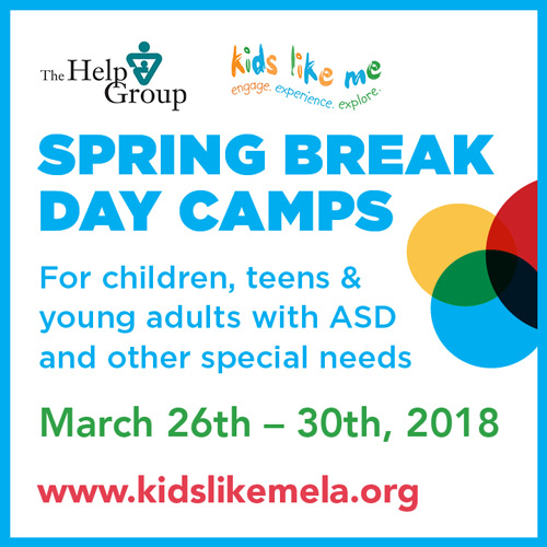 Learn more about Spring Break Camp