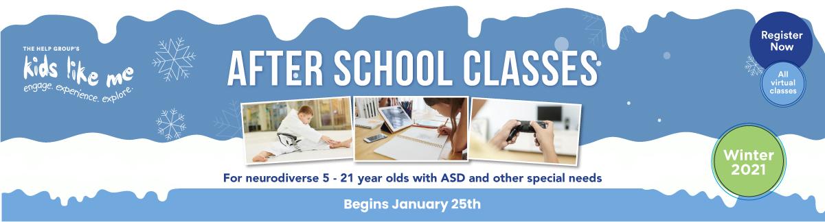 Winter Afterschool Programs