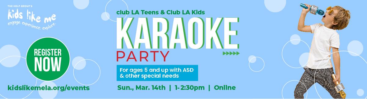 club la TEENS Karaoke